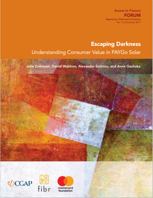 CGAP_Escaping Darkness Understanding Consumer Value In PAYG Solar Cover