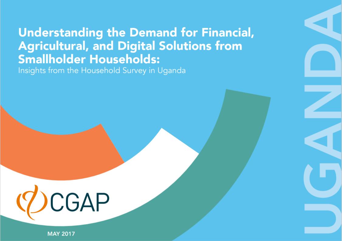 CGAP_Insights From Smallholder Household Survey Uganda Cover