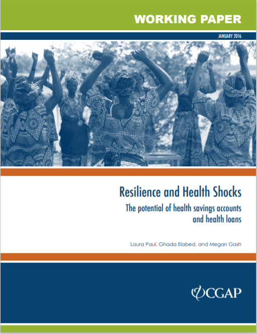 CGAP_Resilience Health Shocks Cover