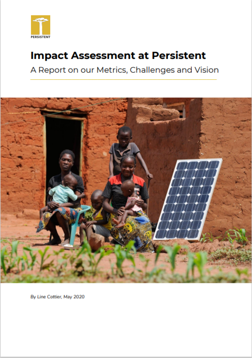 PE_Impact Assessment At Persistent 2020 Cover