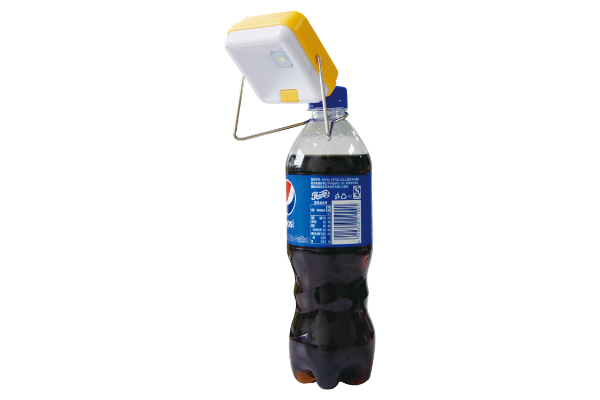 Helios Solutions PS-L001 attached to bottle image