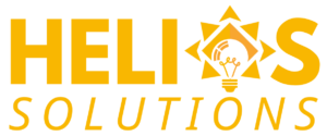 Helios Solutions Logo orange large