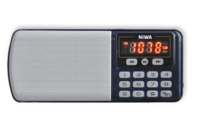 Helios Niwa Solar radio