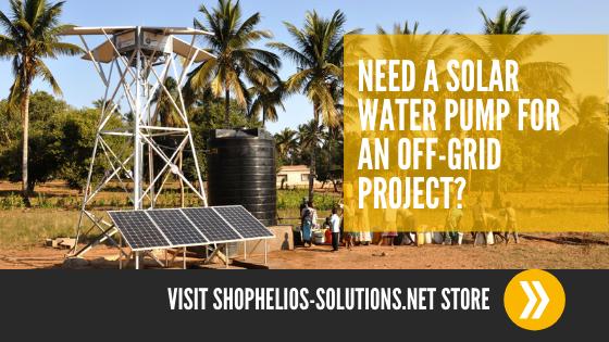 Solar Water Pumps CTA