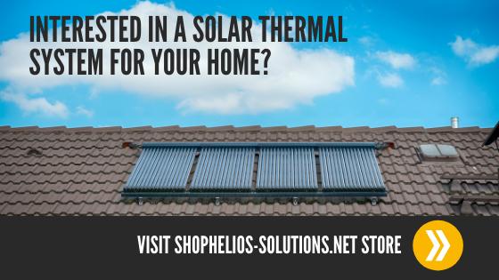 Domestic Solar Thermal CTA