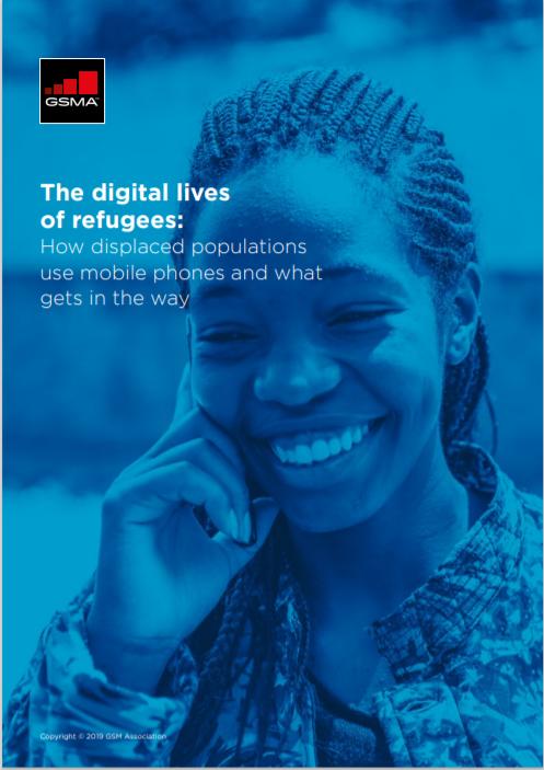 GSMA_The Digital Lives of Refugees Cover