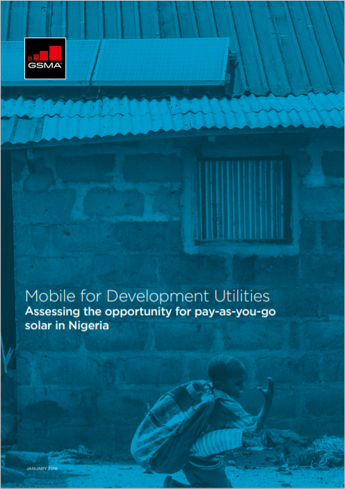 M4DU Assessing The Opportunity For PAYG Solar In Nigeria Cover