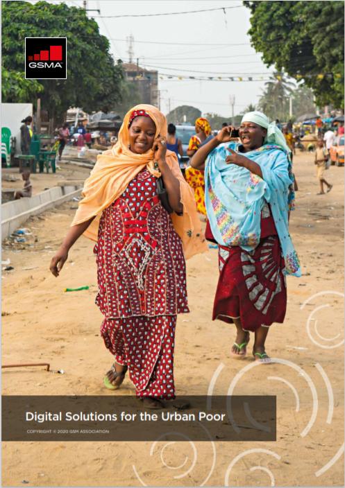M4DU Digital Solutions 4 the Urban Poor Cover
