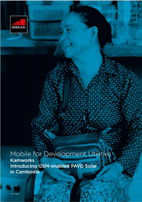 M4DU GSMA Report Kamworks Cover
