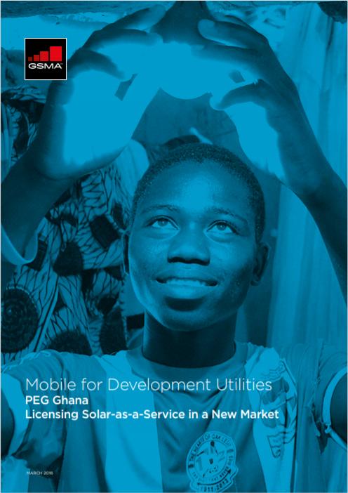 M4DU GSMA Report PEG Ghana Cover