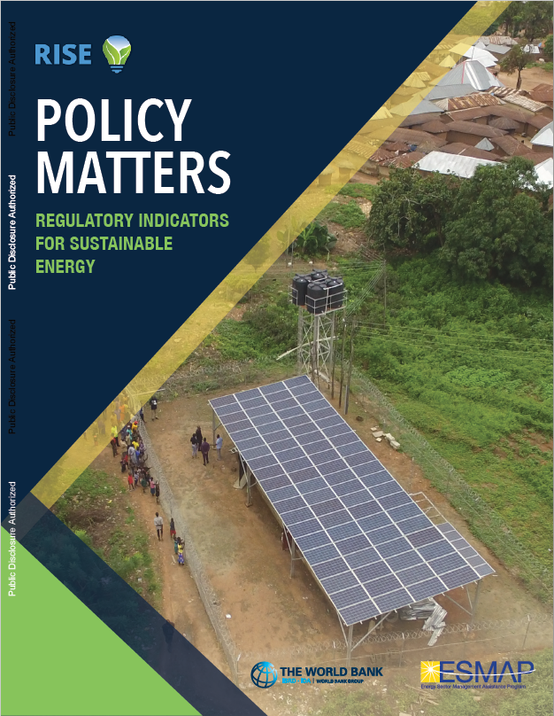 RISE ESMAP_ Policy Matters